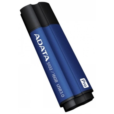 A-Data 16GB USB S102 Pro Blue