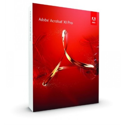 Acrobat Professional 11 Multiple Platforms International English 65195519AD01A00