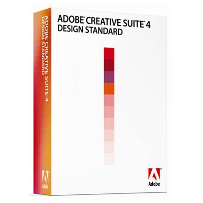 Adobe CS4 DESIGN Standard 4.0 Windows Russian BOX 5020284