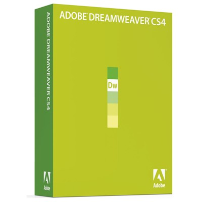 Adobe Dreamweaver CS4 10 Retail Russian Windows 65013689