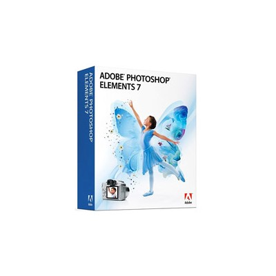 Adobe Photoshop Elements 7.0 Full Russian Windows 65026678