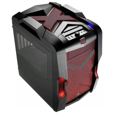 AeroCool Strike-X Cube Red