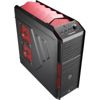 AeroCool XPredator X1 Devil Red