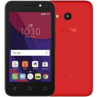 Alcatel Pixi 4 4034D Red