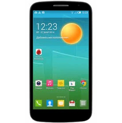 Alcatel POP S9 7050Y Black/Dark Chocolate