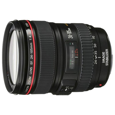 Canon EF 24-105/F4L IS USM