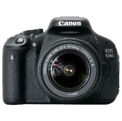 Canon EOS 600D kit 18-200mm