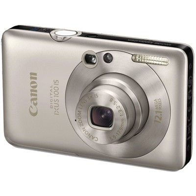 Canon IXUS 100IS Silver