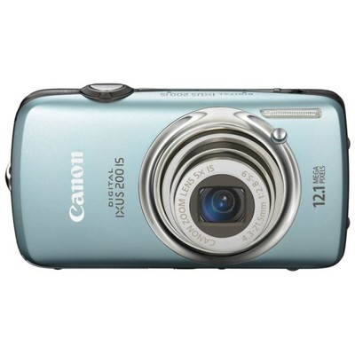 Canon IXUS 200 IS Blue