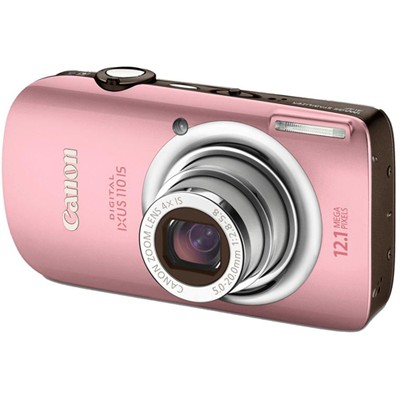Canon IXUS 200 IS Pink