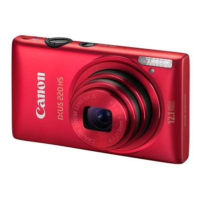 Canon IXUS 220 HS Red