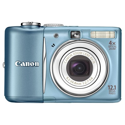 Canon PowerShot A1100 IS Blue