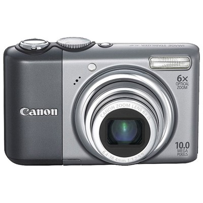 Canon PowerShot A2000 IS Grey