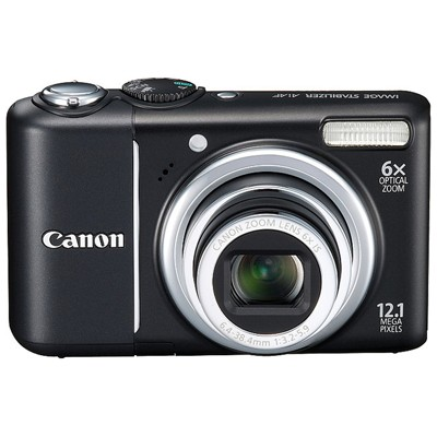 Canon PowerShot A2100 IS Black