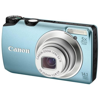 Canon PowerShot A3200 IS Blue