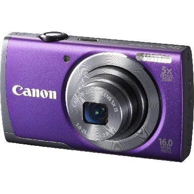 Canon PowerShot A3500 IS Purple
