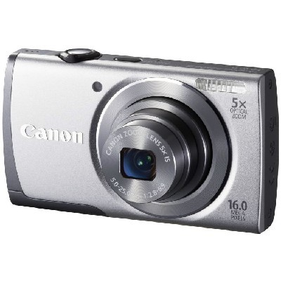 Canon PowerShot A3500 IS Silver