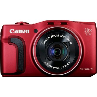 Canon PowerShot SX700 HS Red