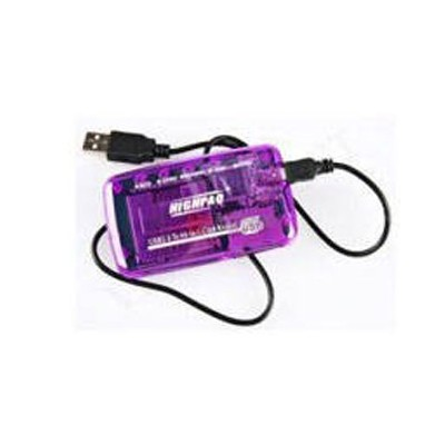 Card readers External 66-in-1 Purple