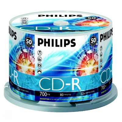 CD-R Philips 908210004633