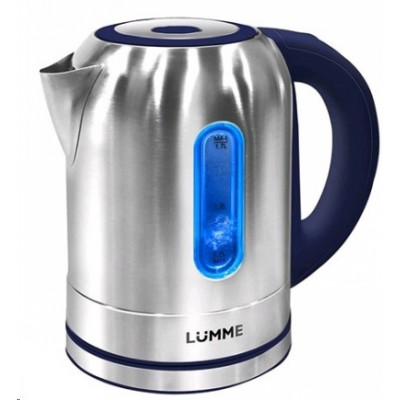 Чайник Lumme LU-211 Metall Dark Blue