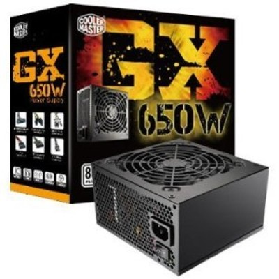 Cooler Master Power Supply GX 650W RS650-ACAAE3-EU