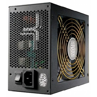 Cooler Master Power Supply Silent Pro Gold 600 RS600-80GAD3-EU