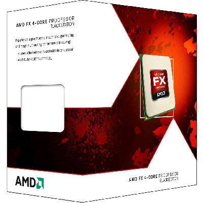 CPU AMD X4 FX-4130 BOX