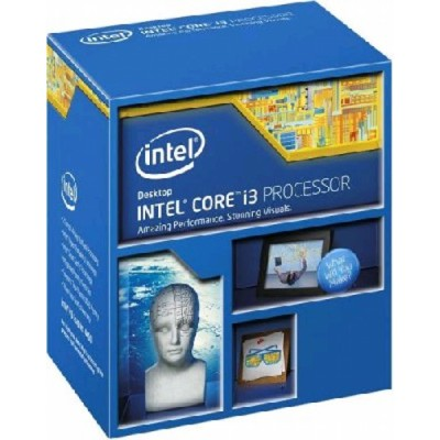 CPU Socket 1150 Core i3 4330 BOX