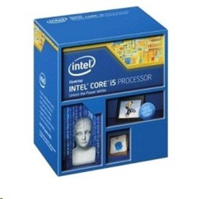 CPU Socket 1150 Core i5 4570T BOX