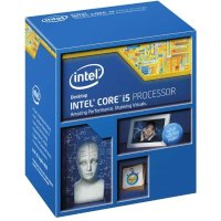 CPU Socket 1150 Core i5 4590 BOX