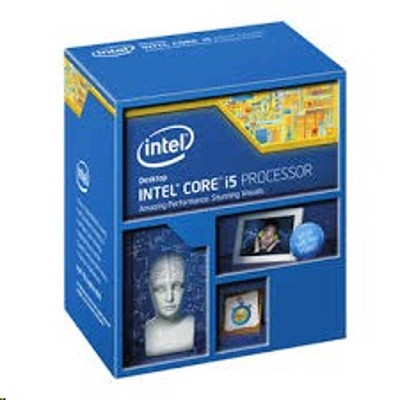 CPU Socket 1150 Core i5 4590S BOX