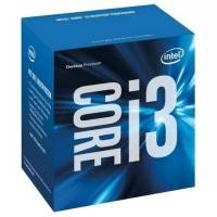 CPU Socket 1151 Core i3 6100 BOX