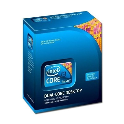CPU Socket 1155 Core i3 2125 BOX