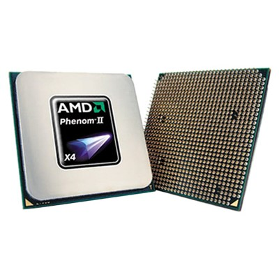 CPU Socket AM2+ AMD Phenom II X4 940 OEM