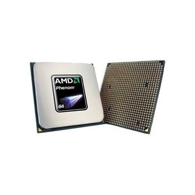 CPU Socket AM2+ AMD Phenom X4 9750 BOX