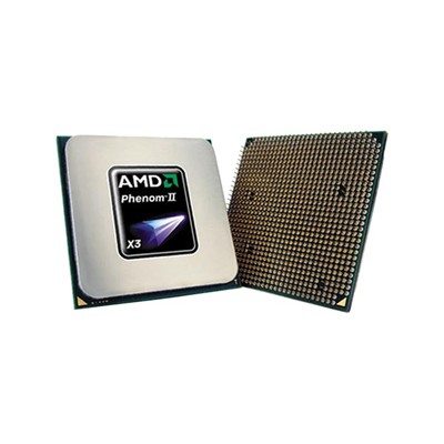 CPU Socket AM3 AMD Phenom II X3 720 BOX