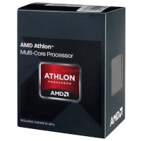 CPU Socket FM2+ AMD Athlon II X4 860K BOX