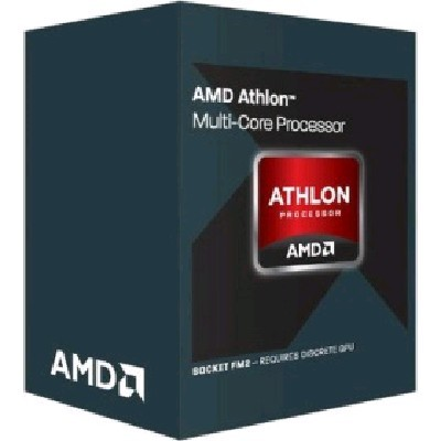CPU Socket FM2 AMD Athlon X4 760K BOX