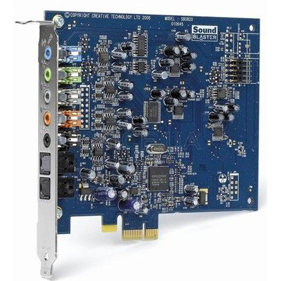 Creative SB X-Fi Xtreme Audio PCI-E 70SB104000001