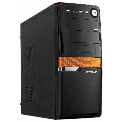 Crown CMC-SM160 black/orange 500W