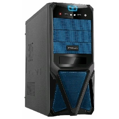 Crown CMC-SM161 black-blue 400W