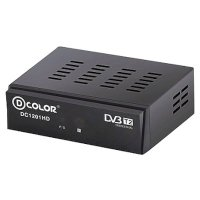 D-Color DC1201HD Eco Black