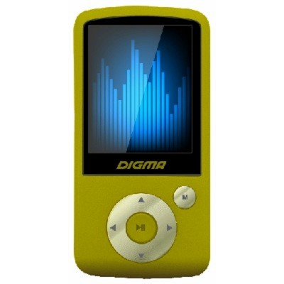 Digma B2 8GB Lime