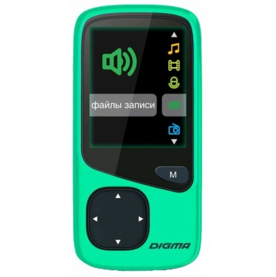 Digma Cyber 1 8GB Green
