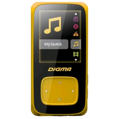 Digma Cyber 2 4GB Yellow