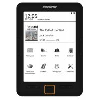 Digma E631B Black 4GB