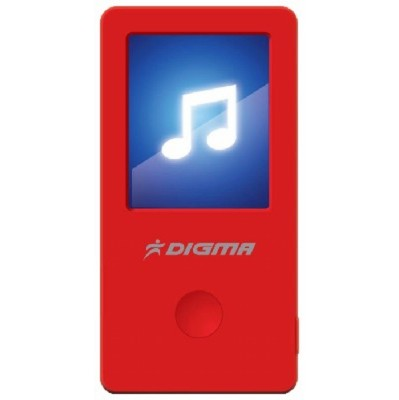 Digma T2 4GB Red
