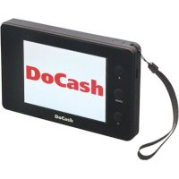 DoCash Micro IR-UV Black