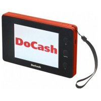 DoCash Micro IR-UV Red
